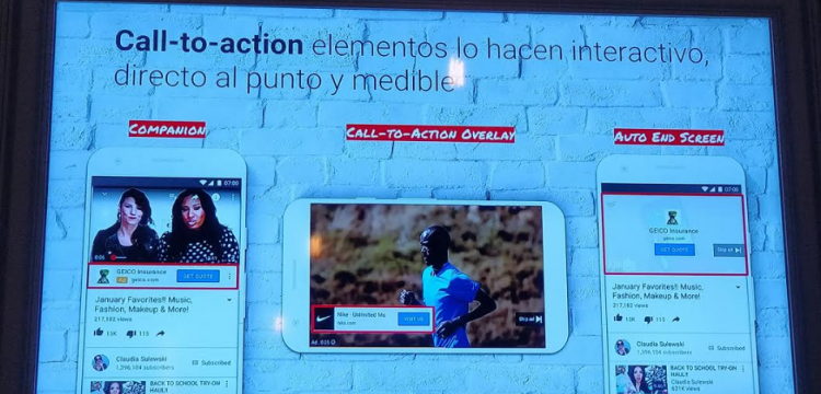 anuncios trueview for action